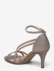 Tamaris - Woms Sandals - augstpapēžu sandales - space glam - 2