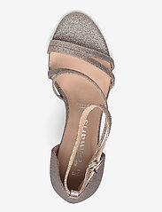 Tamaris - Woms Sandals - augstpapēžu sandales - space glam - 3