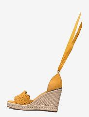 Tamaris - Woms Slip-on - espadrilles mit absatz - mango - 4