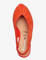 Tamaris - Slings - sling backs - orange - 3