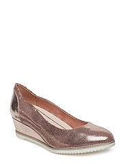 Woms Court Shoe - ROSE STRUCTURE