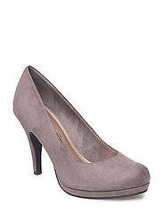 Woms Court Shoe - GRAPHITE