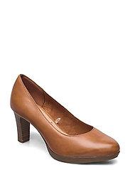 Woms Court Shoe - MUSCAT