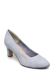 Woms Court Shoe - SKY