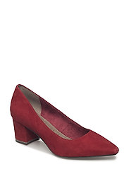 Woms Court Shoe - CHILI