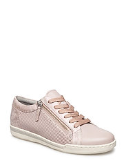 Woms Lace-up - ROSE COMB