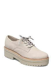 Woms Lace-up - LIGHT GREY