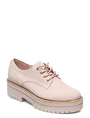 Woms Lace-up - POWDER