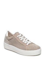 Woms Lace-up - TAUPE COMB