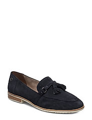 Woms Slip-on - NAVY SUEDE