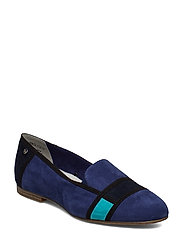 Woms Slip-on - BLUE COMB
