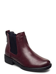 Woms Boots - VINE/NAVY