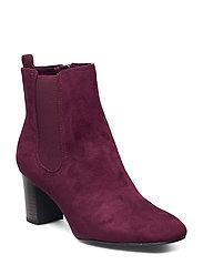 Woms Boots - MERLOT