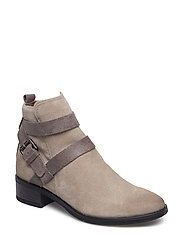Woms Boots - TAUPE