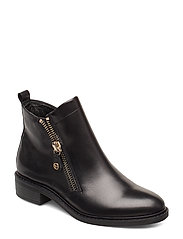 Woms Boots - BLACK/GOLD