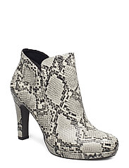 Woms Boots - GREY SNAKE