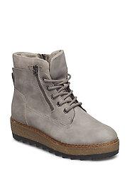 Woms Boots - GREY MATT