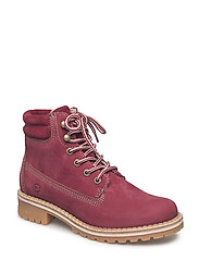 Woms Boots - RED