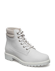 Woms Boots - Catser - WHITE UNI