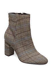 Woms Boots - TARTAN