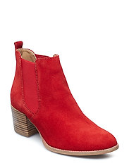 Woms Boots - LIPSTICK
