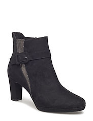 Woms Boots - BLACK/PEWTER
