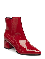 Woms Boots - CHILI PATENT