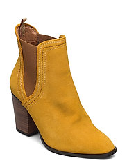Woms Boots - MUSTARD