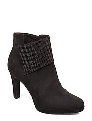 Woms Boots - BLACK GLAM