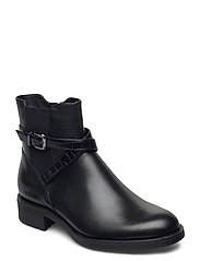 Woms Boots - BLACK/CROCO