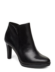 Woms Boots - BLACK/PATENT