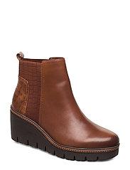 Woms Boots - COGNAC