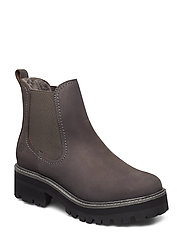 Woms Boots - ANTH. NUBUC