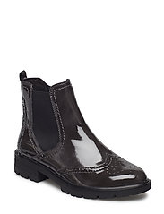 Woms Boots - GRAPHITE PAT.