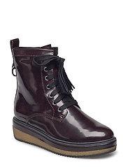Woms Boots - BORDEAUX BRUSH