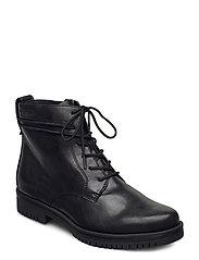 Woms Boots - BLACK MATT