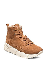 Woms Boots - CAMEL SUEDE