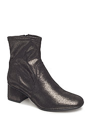 Woms Boots - PEWTER MET.