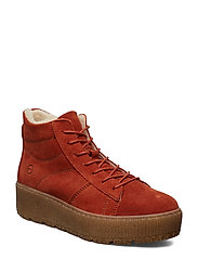 Woms Boots - RUST