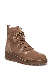Woms Boots - BEIGE COMB
