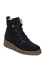 Woms Boots - BLACK COMB