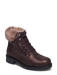 Woms Boots - COPPER MET.COM