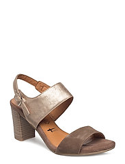 Woms Sandals - TERRA/PLATINUM