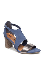 Woms Sandals - DENIM/PEWTER