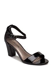 Woms Sandals - BLACK PATENT