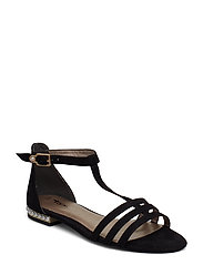 Woms Sandals - BLACK / PEARL