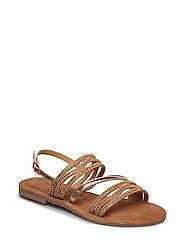 Woms Sandals - COPPER