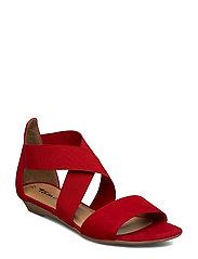 Woms Sandals - LIPSTICK
