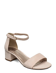 Woms Sandals - NUDE