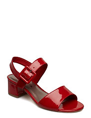 Woms Sandals - CHILI PATENT